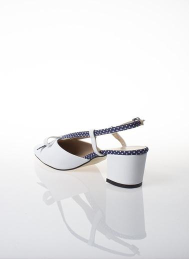 MODAGON Ayakkabı Beyaz